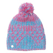 Spyder Moritz Kids Hat (Previous Season), Riviera-Multi, medium