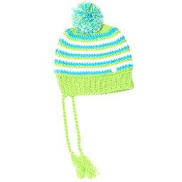Spyder Bittersweet Kids Hat (Previous Season), Green Flash-Riviera-White, 256