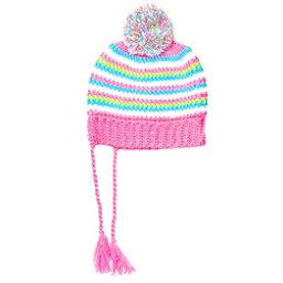 Spyder Bittersweet Kids Hat (Previous Season), Bryte Bubblegum-Multi, 256
