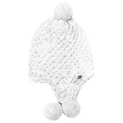 Spyder Bitsy Brrr Berry Toddlers Hat, White, medium
