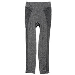 Spyder Cheer Girls Long Underwear Bottom (Previous Season), Black, 256