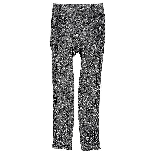 Spyder Cheer Girls Long Underwear Bottom (Previous Season), Black, 600