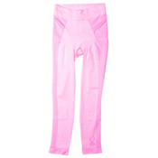 Spyder Cheer Girls Long Underwear Bottom (Previous Season), Bryte Bubblegum, medium