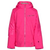 Spyder Radiant Girls Ski Jacket, Bryte Bubblegum, medium