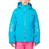 Spyder Radiant Girls Ski Jacket, Riviera, medium