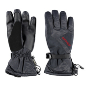 Spyder MVP Conduct Gore-Tex Gloves, Black-Volcano, medium