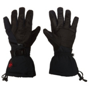 Spyder Omega Conduct Gloves, Black-Volcano, medium