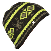 Spyder Courmayeur Hat, Black-Guard-Theory Green, medium