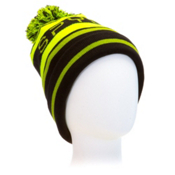 Spyder Icebox Hat, Black-Theory Green-Bryte Yellow, medium