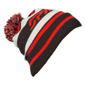 Spyder Icebox Hat, Black-Volcano-Cirrus, medium