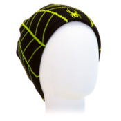 Spyder Web Hat, Black-Theory Green, medium