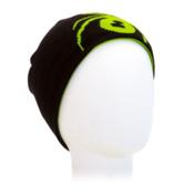 Spyder Reversible Innsbruck Hat, Black-Theory Green, medium