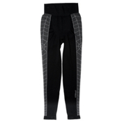 Spyder Skeleton Mens Long Underwear Pants (Previous Season), Black-White, medium