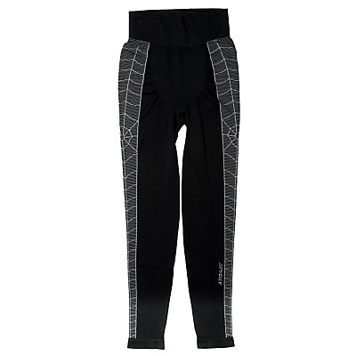 Spyder Skeleton Mens Long Underwear Pants (Previous Season), Black-White, viewer