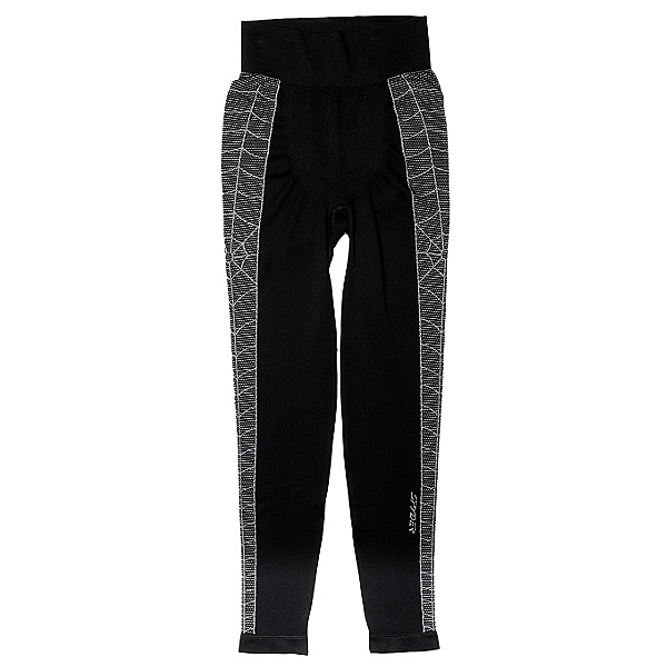 Spyder Skeleton Mens Long Underwear Pants (Previous Season), Black-White, 600