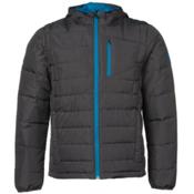 Spyder Dolomite Hoody Jacket, Polar-Electric Blue, medium