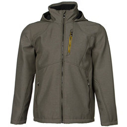 Spyder Patsch Novelty Mens Soft Shell Jacket (Previous Season), Guard-Brazen, 256