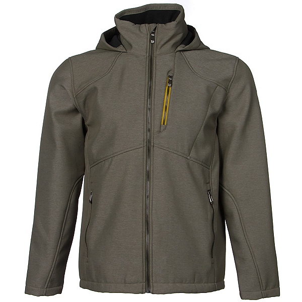 Spyder Patsch Novelty Mens Soft Shell Jacket (Previous Season), , 600