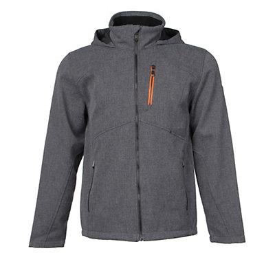 Spyder Patsch Novelty Soft Shell Jacket (Previous Season), Polar-Bryte Orange, viewer