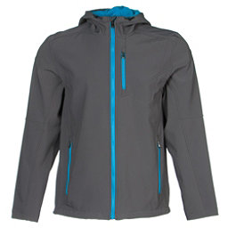 Spyder Patsch Mens Soft Shell Jacket (Previous Season), Polar-Electric Blue, 256