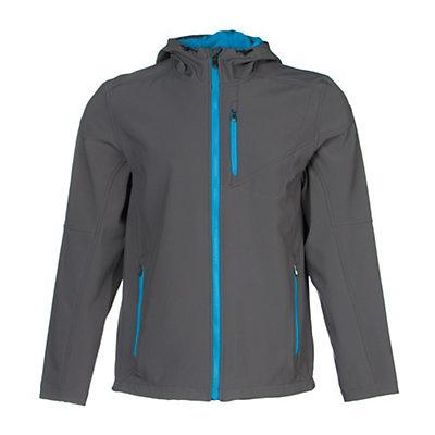 Spyder Patsch Mens Soft Shell Jacket (Previous Season), Polar-Electric Blue, viewer