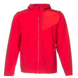 Spyder Patsch Mens Soft Shell Jacket (Previous Season), Vampire-Volcano, 256