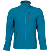 Spyder Fresh Air Soft Shell Jacket, Electric Blue-Polar, medium
