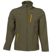 Spyder Fresh Air Soft Shell Jacket, Guard-Brazen, medium