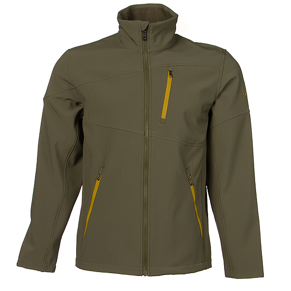 Spyder Fresh Air Mens Soft Shell Jacket (Previous Season), , 600