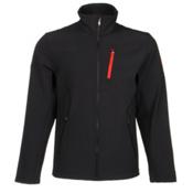 Spyder Fresh Air Soft Shell Jacket, Black-Volcano, medium