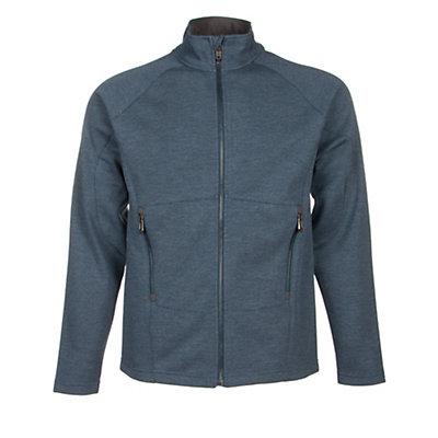 Spyder Vectre Full-Zip Mens Jacket (Previous Season), Black-Polar, viewer