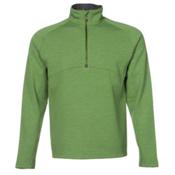 Spyder Vectre Half-Zip Fleece Mens Mid Layer, Mountain Top-Polar, medium
