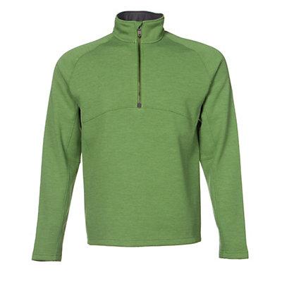 Spyder Vectre Half-Zip Fleece Mens Mid Layer (Previous Season), Mountain Top-Polar, viewer