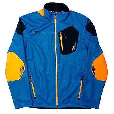 Spyder Core Legend 3L Full Zip Mens Sweater (Previous Season), Volcano-Polar-Black, viewer