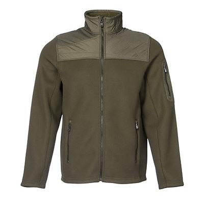 Spyder Core Rambler Full Zip Mens Sweater (Previous Season), Black-Cirrus, viewer