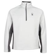 Spyder Core Pitch Half Zip Mens Sweater, Cirrus-Polar, medium