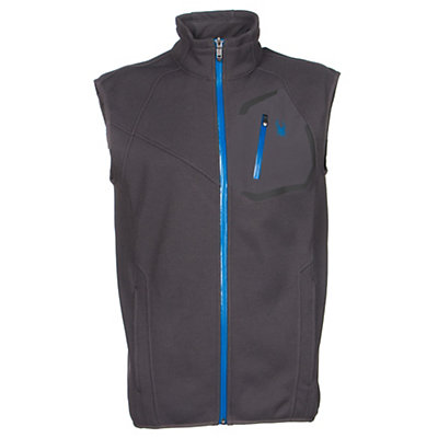 Spyder Paramount Core Mens Vest (Previous Season), Polar-Concept Blue, viewer