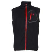 Spyder Paramount Core Mens Vest, Black-Volcano, medium
