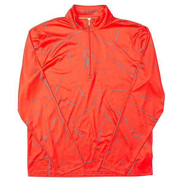 Spyder Anti Web Dry WEB T-Neck Mens Mid Layer (Previous Season), , 600