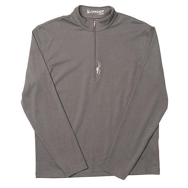 Spyder Buckhorn Cotton Poly T-Neck Mens Mid Layer (Previous Season), , 600
