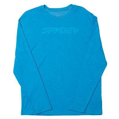 Spyder Pump Therma Stretch Mens Mid Layer (Previous Season), Concept Blue, viewer