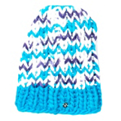 Spyder Mosaic Womens Hat, Riviera-White-Evening, medium