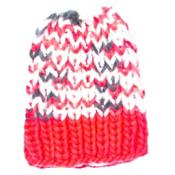 Spyder Mosaic Womens Hat, Bryte Pink-White-Depth, medium
