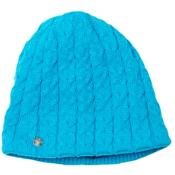 Spyder Cable Womens Hat, Riviera, medium