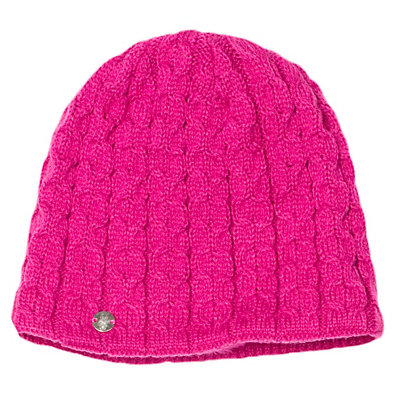 Spyder Cable Womens Hat (Previous Season), Evening, viewer