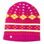 Spyder Apres Womens Hat, Wild-Edge-White, medium