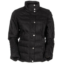 Spyder Vyvyd Synthetic Down Womens Jacket (Previous Season), Black Denim, 256