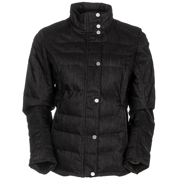 Spyder Vyvyd Synthetic Down Womens Jacket (Previous Season), Black Denim, 600