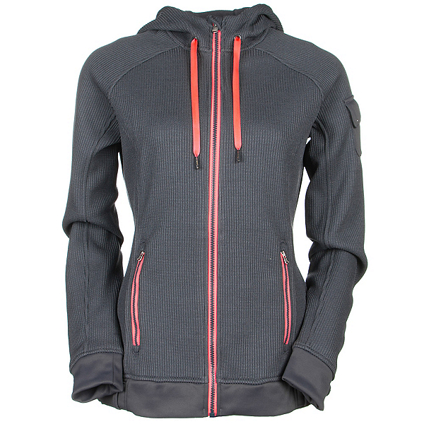 Spyder Core Ardent Full Zip Womens Sweater (Previous Season), Depth-Bryte Pink, 600