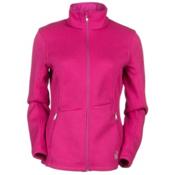 Spyder Core Endure Full Zip Womens Sweater, Wild, medium